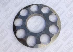 Прижимная пластина для колесный экскаватор HITACHI ZX130W (0878109)