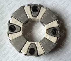 Эластичное соединение (демпфер) для колесный экскаватор HITACHI ZX210W-3 (4641504, 4671573, 4463993, 4654760, 4463992, 4687331)