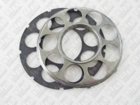 Прижимная пластина для колесный экскаватор HITACHI ZX220W-3 (0788807, 0788806)