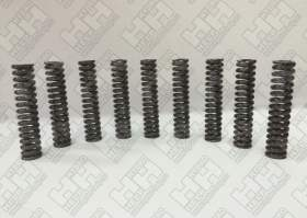 Комплект пружин (1 компл./9 шт.) для гусеничный экскаватор HITACHI ZX670-3 (0818511)