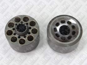 Блок поршней для гусеничный экскаватор HYUNDAI R160LC-7A (XJBN-00807, XJBN-01048, XJBN-01047)