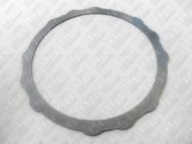 Пластина сепаратора (1 компл./4 шт.) для гусеничный экскаватор HYUNDAI R450LC-7 (XKAH-00125, XKAY-00538)