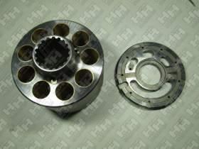 Блок поршней c распределительной плитой для гусеничный экскаватор KOMATSU PC400-7 (708-2H-04760, 708-2H-04750, 708-2H-04620, 708-2H-04650)