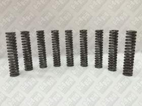 Комплект пружинок (9шт.) для гусеничный экскаватор VOLVO EC340D (SA7223-00180)