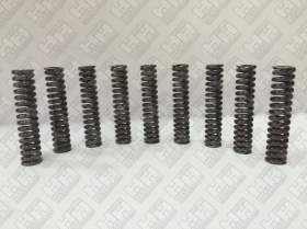 Комплект пружинок (9шт.) для гусеничный экскаватор VOLVO EC360B (SA7223-00180)